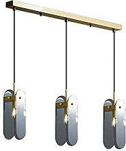 E14 Verre Lustre,Moderne Salon Suspension