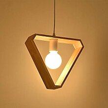 E27 Créatif Suspensions Luminaires Industrielle