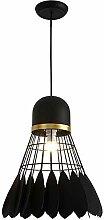 E27 Suspensions Lampes Vintage Industrielle en