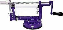 Easy Make KU6008/4WEB Pele-Pomme Violet, Acier,