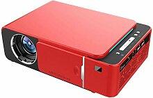 Easy-topbuy WiFi Vidéoprojecteur Mini Projecteur
