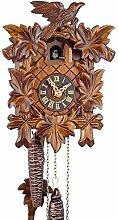 Eble 11311 Horloge à coucou mécanique en bois