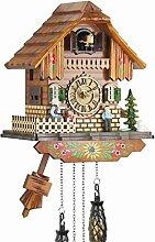 Eble Heidi Haus II 60830000 Horloge coucou en bois