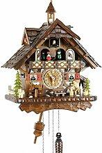 Eble Horloge coucou de la Forêt Noire en bois