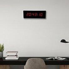 EBTOOLS L'horloge Horloge LED numérique