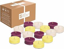 Échantillonneur de 15 bougies à réchaud - Les
