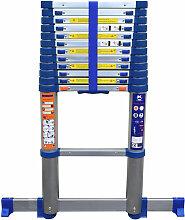 Echelle Télescopique professionnel 3,80M -
