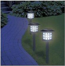 Eclairage d'ambiance sublime lampe de jardin a