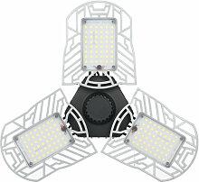 eclairage de garage LED AC85-265V 6000lm interface