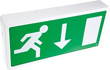 Éclairage de sécurité à LED, autonomie 3H - Rs