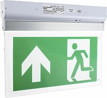 Éclairage de sécurité RS PRO à LED, autonomie