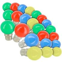 Eclairage Design Lot de 24 Ampoules LED B22