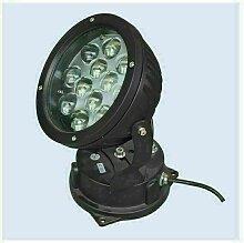 Éclairage Extérieur avec Base 27W IP65 Étanche