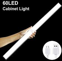Eclairage LED pour placard, bande magnétique de