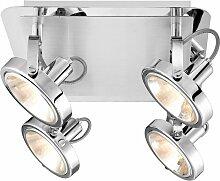 Éclairage plafonnier spots luminaire plafond