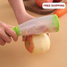 econome Éplucheur légumes avec récipient,