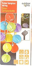 Edco Pot 871125234759240cm Guirlande solaire
