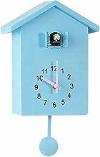 EDCV Pendule à Coucou Horloge Murale - Mouvement