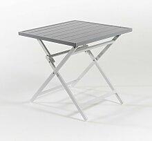 Edenjardin - Table d'extérieur pliante
