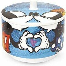 Egan sucrier Mickey Mouse bleu Sweet Love,