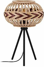 EGLO Lampe de Table Dondarrion 1 Flamme Lampe de