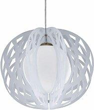 Eglo - Suspension lustre E27 luminaire plafond