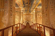 Egypte Tomb Pyramid Jigsaw Puzzle pour adultes 500