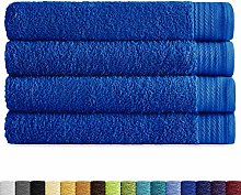 Eiffel Textile Ducha 70x140 cm Bleuâtre