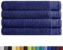 Eiffel Textile Lavabo 50x100 cm Bleu Marine