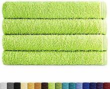 Eiffel Textile Packs Ducha 70x140 cm Citron Ver