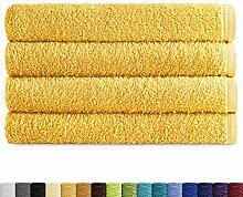Eiffel Textile Packs Ducha 70x140 cm Or