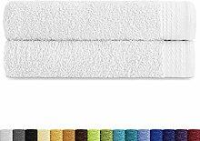 Eiffel Textile Sabana 100x150 cm Blanc