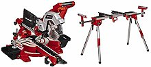 Einhell Scie à onglet radiale TE-SM 216 Dual