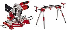 Einhell Scie à onglet TC-MS 216 (1600W, table