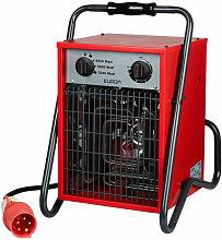 EK 5001 Réchaud d'atelier - 5000W - 400V -