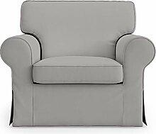 Ektorp Housse de rechange pour fauteuil Ikea