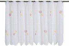 Elbersdrucke 25001 Rideau Brise-bise Polyester