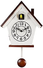 Elégant moderne design minimaliste Horloge coucou