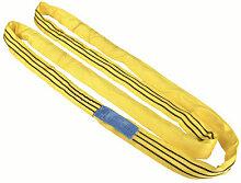 Elingue textile tubulaire ronde de levage PONSA -