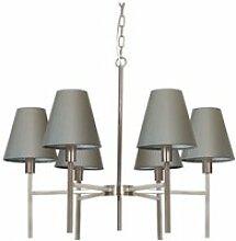 Elstead - lustre suspendu à 6 ampoules avec