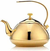 Émail Teapot acier inoxydable Teapot CoffeeKettle