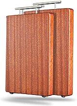 Embrane Planche à découper en bois, 2,5 cm
