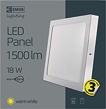 Emos ZM6141 Lampe (intérieur Blanc-Blanc place