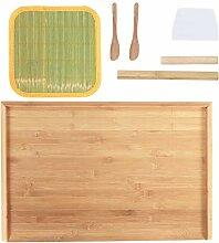 Emoshayoga Accessoires de Cuisine Planche à