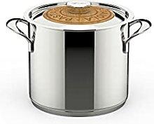 EMOZIONE pastaïola marmite 20 cm (5,4L)