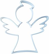 Emporte-pièce en forme d'ange de Noël
