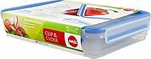Emsa 509040 Clip & Close boîte alimentaire 1,65 L
