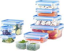 Emsa 515481 Alimentaires Clip & Close, Plastique,