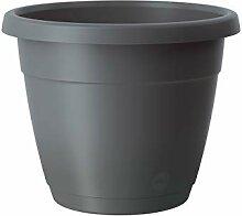 Lorbeergrün Ø 30 cm Emsa geländertopf bacs à plantes cache-pot Pot Maison De Campagne Coussin en