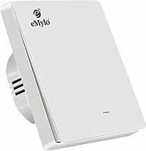 eMylo WiFi Smart Wall Light Switch Télécommande